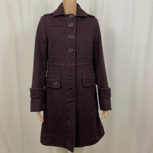 Marc Jacobs Military Style Cotton Coat